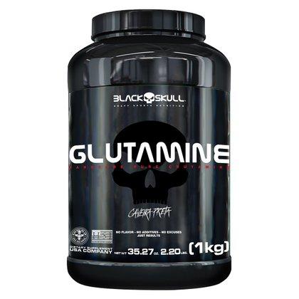 Glutamina Black Skull 1 Kg