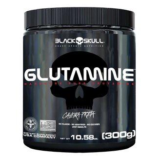 Glutamina Black Skull 300g