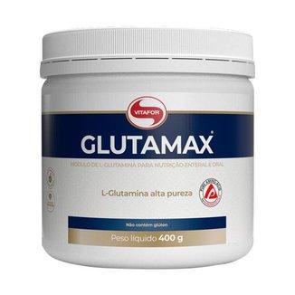 Glutamina Glutamax em pó Vitafor 400g