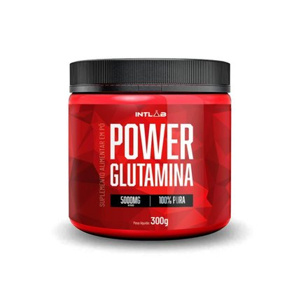 GLUTAMINA POWER (300g) - INTLAB