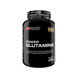 Glutamina - Power Glutamine 100g - BodyBuilders