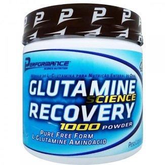 Glutamina science 1000 Powder - 300g - Performance Nutrition