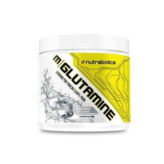 GLUTAMINE (300g) - Nutrabolics