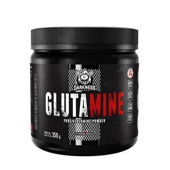 Glutamine Darkness 350g  IntegralMédica -