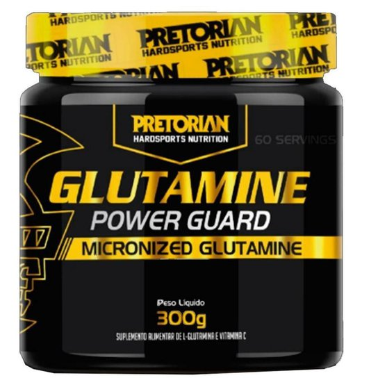 Glutamine Power Guard 300Gr Pretorian -