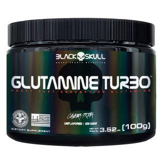GLUTAMINE TURBO 100G