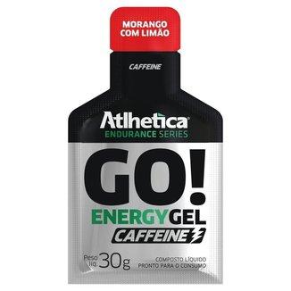 Go Energy Gel Caffeine (30g) - Atlhetica