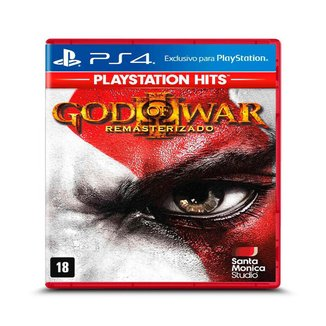 God Of War 3 Remasterizado Hits - Ps4