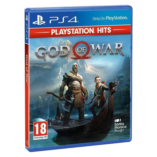 God Of War Hits Ps4 - Incolor