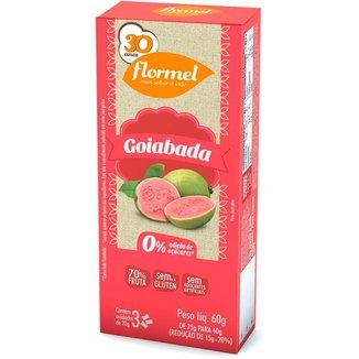 Goiabada Zero Flormel 60 G