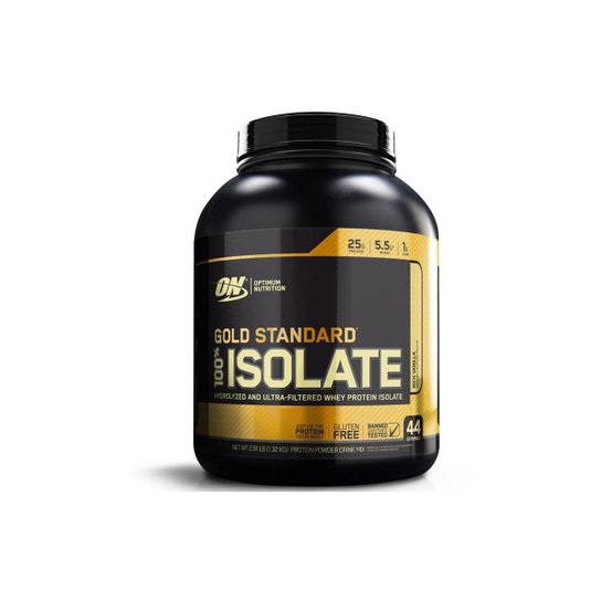 Gold Standard 100% Isolate (2.91Lbs/1.320G) - Optimum Nutrition -