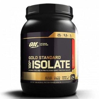Gold Standard 100% Isolate 1,58Lb  Optimum Nutrition