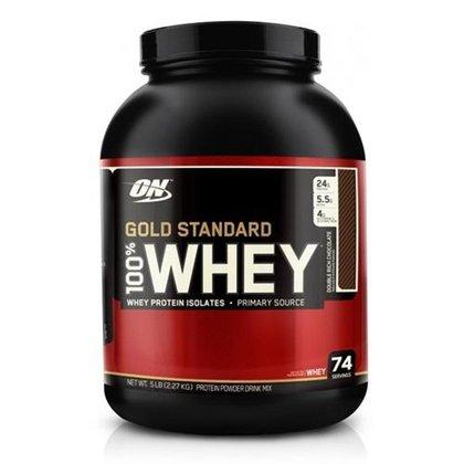 Gold Standard 100% Whey 2,27kg - Optimum Nutrition ON