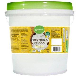 Gordura de Coco Qualicoco 1kg