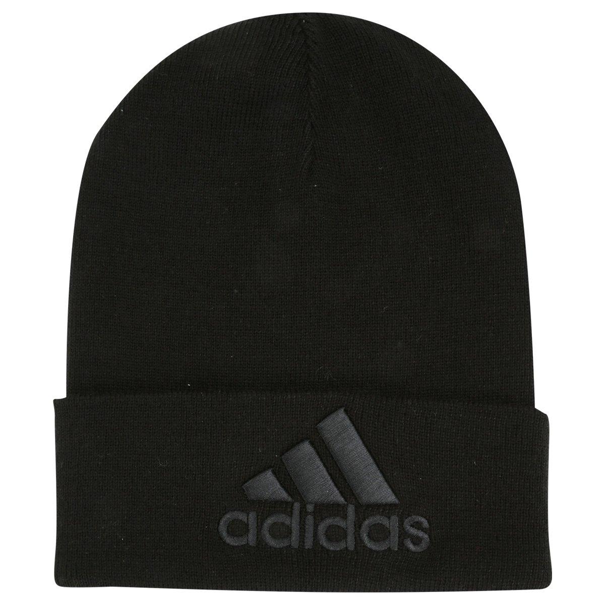 789d77e00d6b9 Gorro Adidas Logo Woolie Masculino - Compre Agora