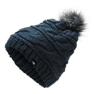 Gorro Feminino The North Face Triple Cable Fur Pom