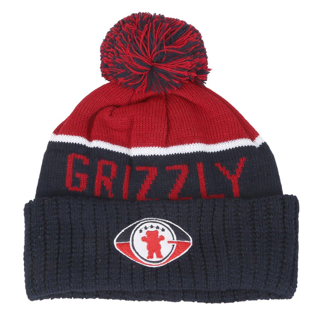 cb742327cd9de Gorro Grizzly Draft Pom Beanie Masculino - Compre Agora