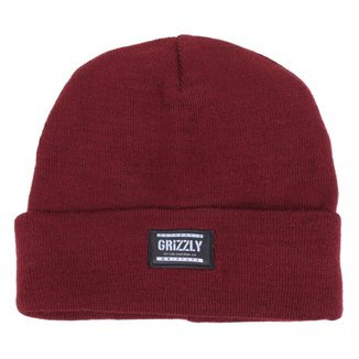 Gorro Grizzly Labeled