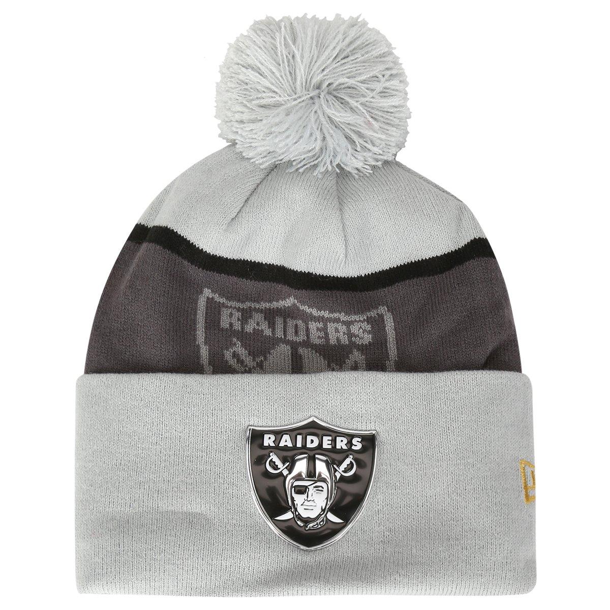 2f303acfb3fd3 Gorro New Era NFL Thanksgiving Sport Oakland Raiders - Compre Agora ...