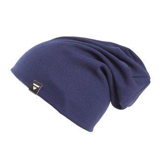 Gorro Touca Brohood Canelado Azul Marinho U