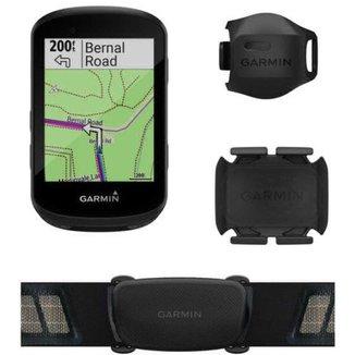 GPS para bike Garmin Edge 530 Plus Bundle