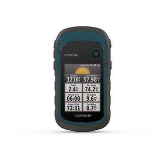 GPS Portátil Garmin eTrex 22x GPS/GLONASS com Mapa TopoActive América do Sul 8GB Memória Interna B