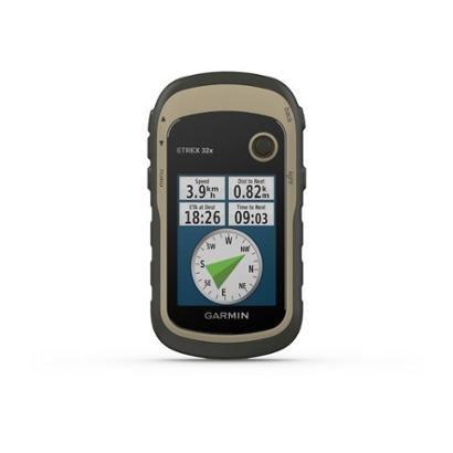 GPS Portatil Garmin eTrex 32x GPS 8GB Memoria Interna