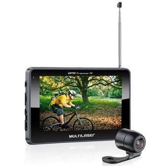 Gps Tracker Iii 4.3 Camera De  E Tv Digital Multilaser