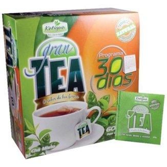 Gran Tea Chá Misto Programa 30 dias - 60 Sachês - Katigua
