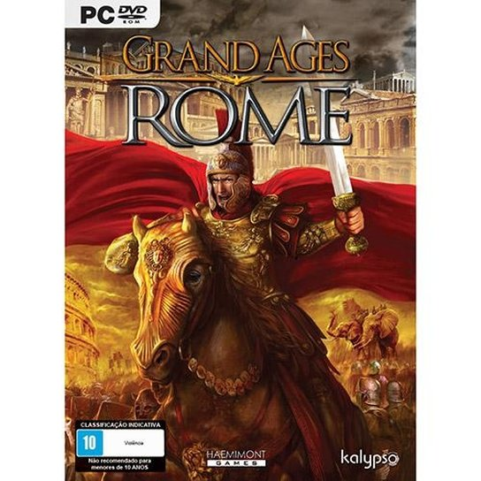 GRAND AGES ROME - PC - Incolor