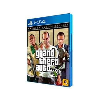 Grand Theft Auto V Premium Online Edition