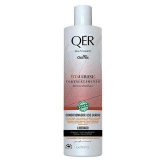 Griffus QÉR Beauty Cosmetics Vitaluronic Condicionador 1L