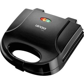 Grill e Sanduicheira Lenoxx Easy 750W PSD121 Pret