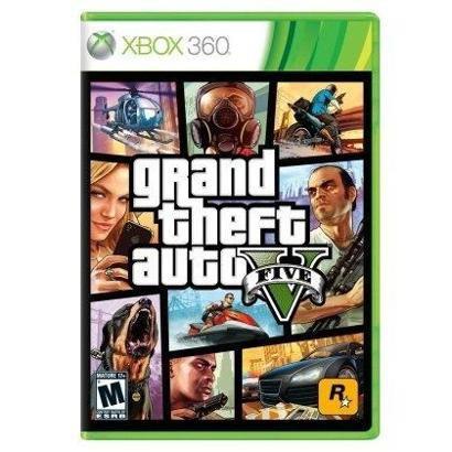 Gta V Xbox 360 - Unissex - Incolor