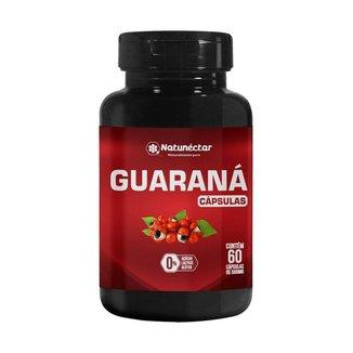 Guaraná 60 caps - Natunectar