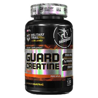 GUARD CREATINE 120 CAPSULAS - MIDWAY