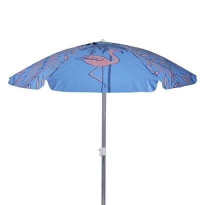Guarda-Sol Bel Lazer Bagum Vara de Alumínio Flamingo 2,0m - Unissex