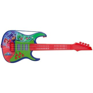 Guitarra de Brinquedo PJMASKS Candide