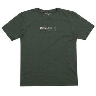 Hang Loose Camiseta Hang Loose Letterring BIG