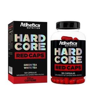 HARDCORE RED - 120 CAPS -  - ATLHETICA