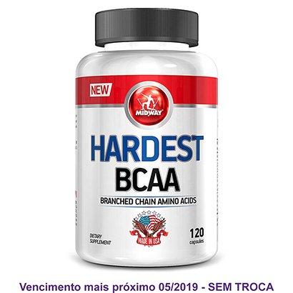 Hardest BCAA USA 120 Caps - Midway