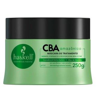 Haskell CBA Amazônico Máscara de Tratamento 250g