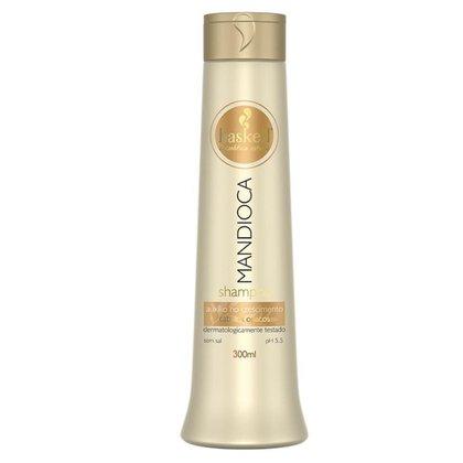 Haskell Shampoo Mandioca - Shampoo Iluminador 300ml