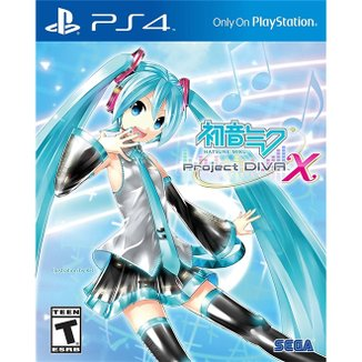 Hatsune Miku: Project Diva X - Ps4