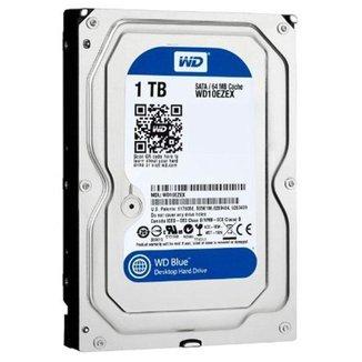 HD 1TB SATA - 7200RPM - 64MB Cache - WD Caviar Blue - WD10EZEX