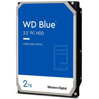HD 2TB SATA - 5400RPM - 256MB Cache - Western Digital Blue - WD20EZAZ