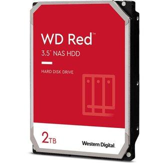 HD 2TB SATA - 7200RPM - 64MB Cache - Western Digital RED - WD20EFAX - NAS Storage