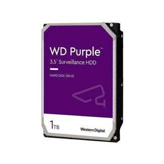 HD Interno 1TB Western Digital Purple SATA III