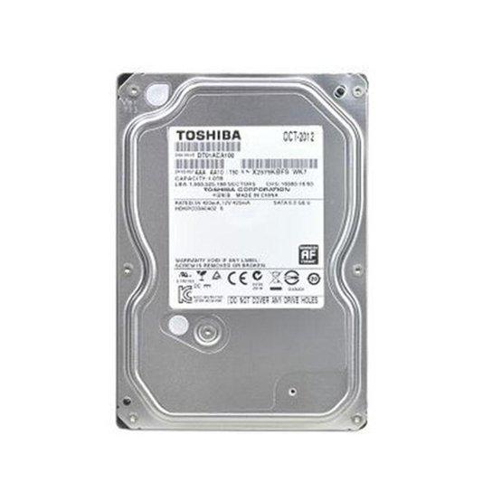 """HD Toshiba 1TB  Sata III 7200rpm 3.5"""", HDWD110UZSVA - Cinza"""