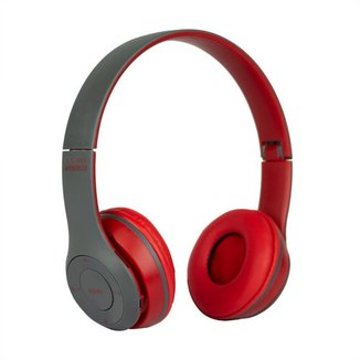 Headphone Bluetooth Sem Fio Power 5.0 Radio Estereo